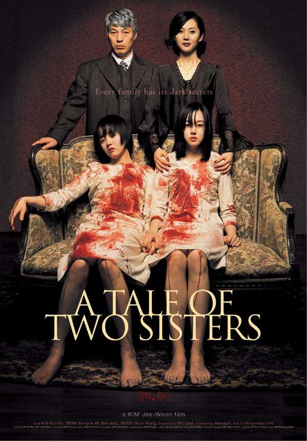 История двух сестер / A Tale of Two Sisters (2003)